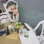 與今日子小姐喝咖啡~《掟上今日子的旅行記》發售活動